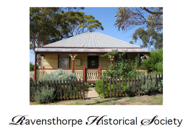 Ravensthorpe Historical Society
